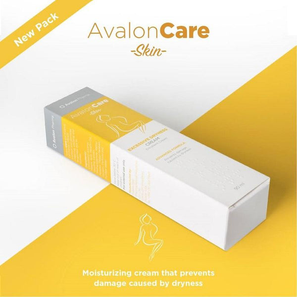 Avalon Care  Excessive Dryness Cream 90 Ml