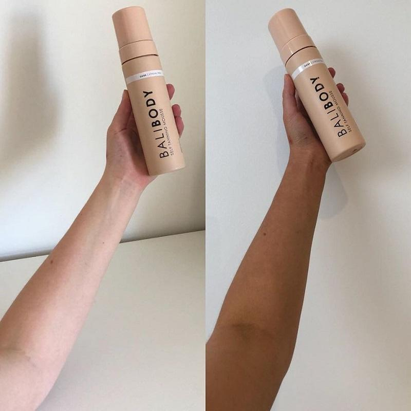 Bali Body Mini Self Tan Mousse 50 ml