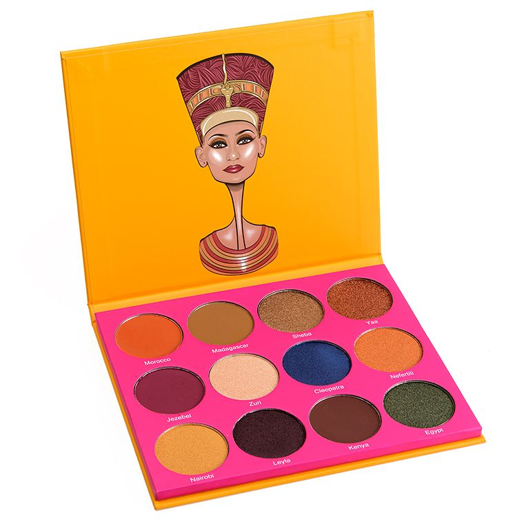 The Nubian 2 Juvia's Place Palette –  Eyeshadow Palette