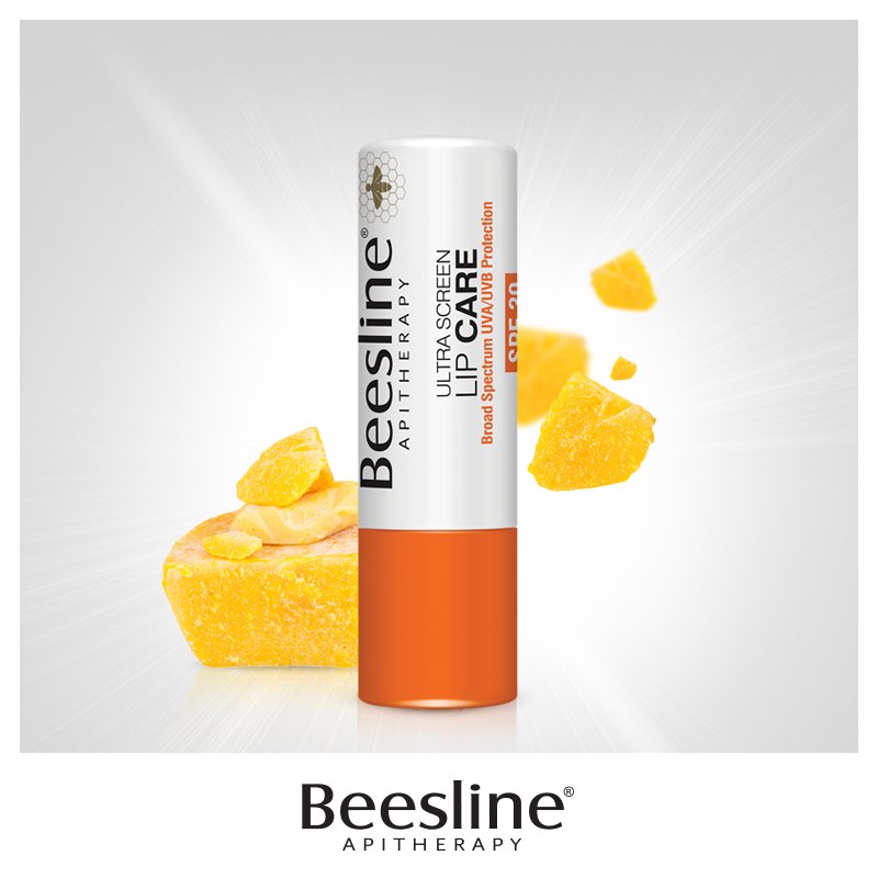 Beesline Lip Care Ultra Screen Spf 30