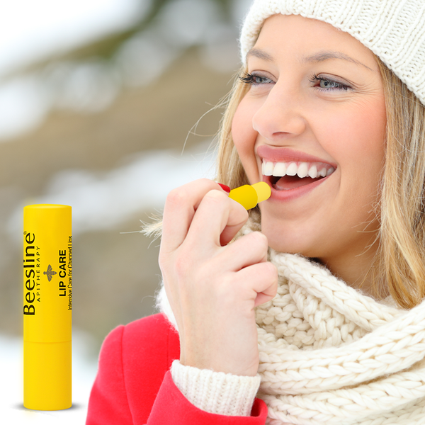 Beesline Lip Care Flavour Free Offer Honey & Milk
