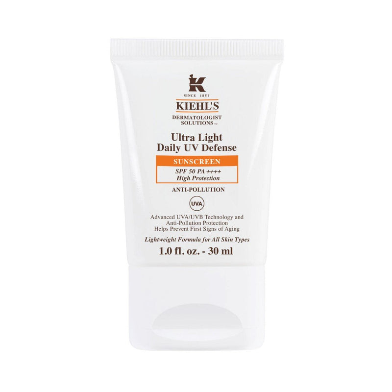 Kiehl'S Ultra Light Daily Uv Defense Spf50 – 30Ml