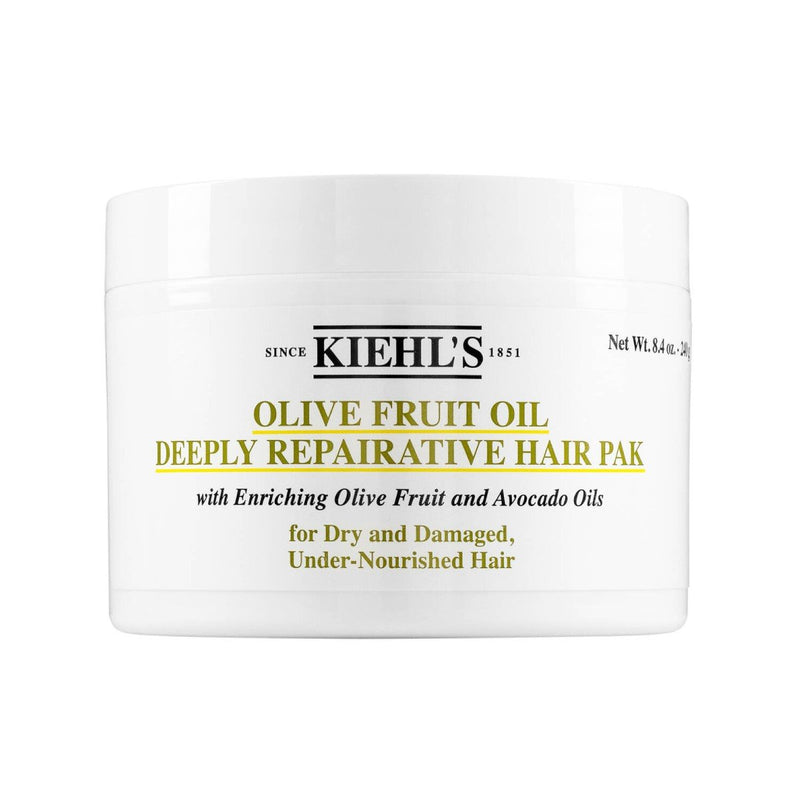 Kiehl'S Olive Fruit Oil Deeply Repairative Hair Pak – 250Ml