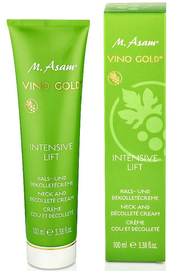 M. Asam VINO GOLD Hals - und Neck & Decollete Cream 100 ml