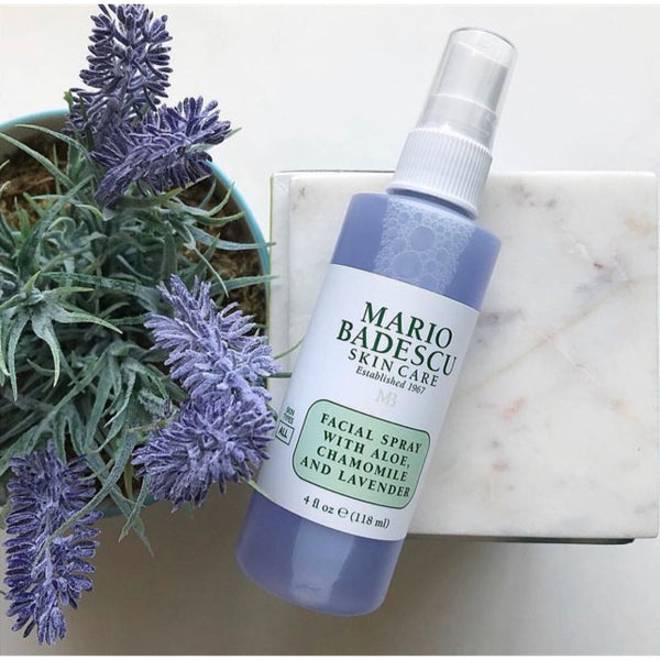 Mario Badescu Facial Spray With Aloe, Chamomile And Lavender 59ml