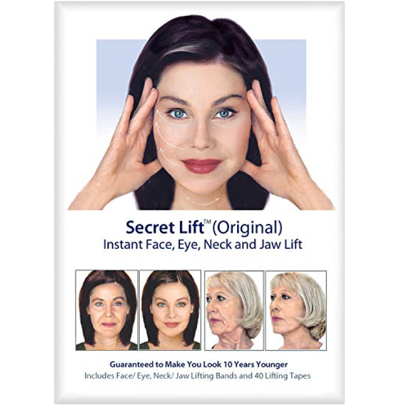 Secret Lift Original - Face And Eye Lift  – 40 Pc
