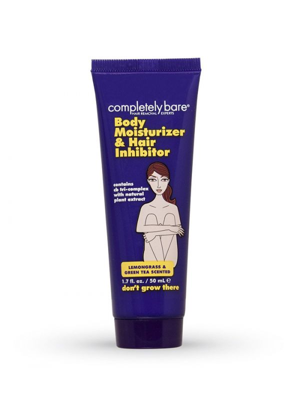 Completely Bare Don't Grow There Body Moisturizer & Hair Inhibitor 50ml