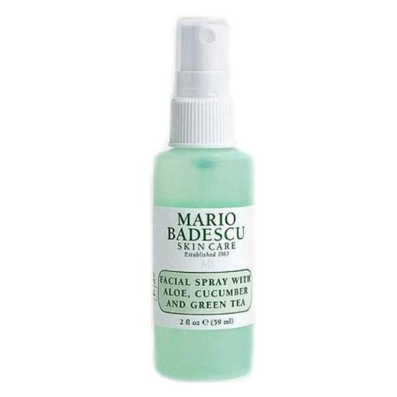 Mario Badescu Facial Spray with Aloe, Cucumber and Green Tea 2oz/59ml