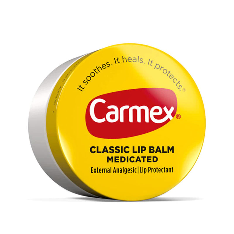 Carmex Classic Lip Balm Medicated 0.25 oz