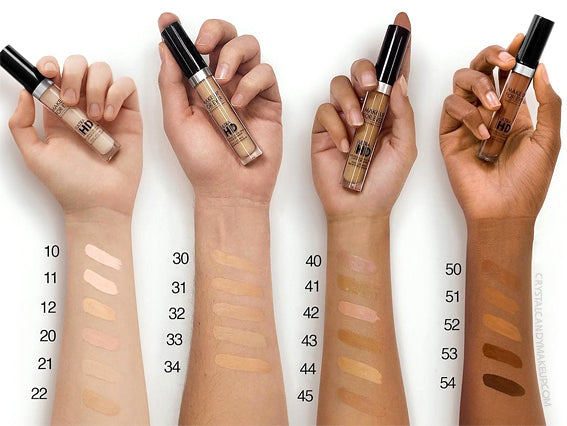 MAKE UP FOR EVER Ultra HD Self-Setting Concealer 34 - Golden Sand