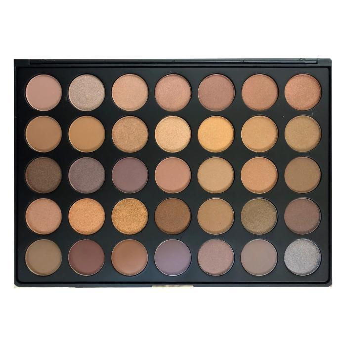 Morphe Eyeshadow Palette 35T Dope Taupe