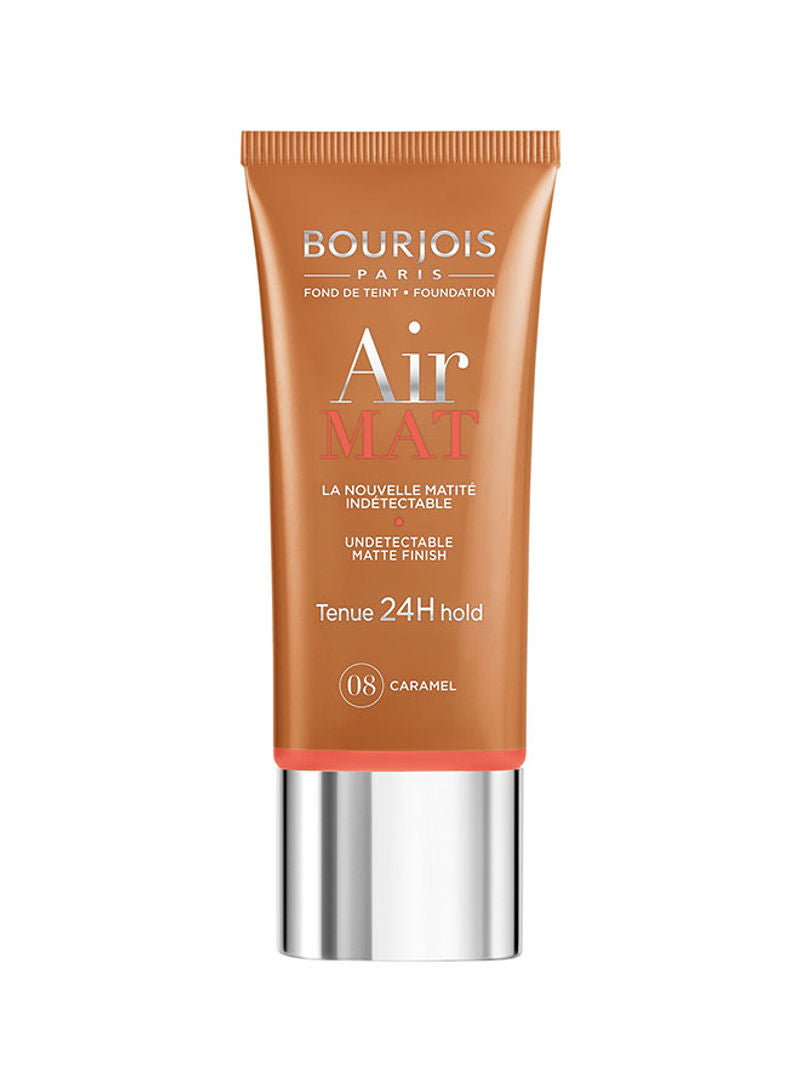 BOURJOIS PARIS Air Mat 24H Foundation 30 ml 08 Caramel