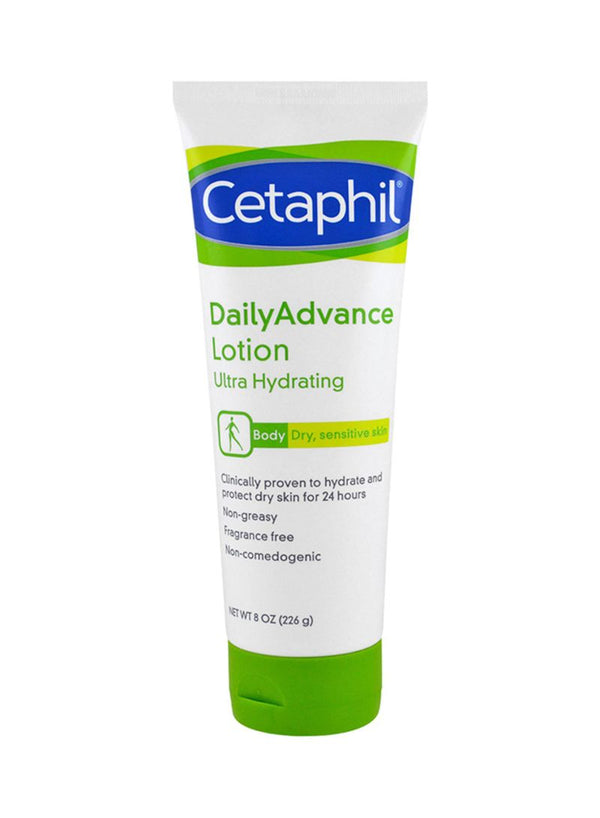 Cetaphil Daily Advance Lotion 226g Ultra Hydrating