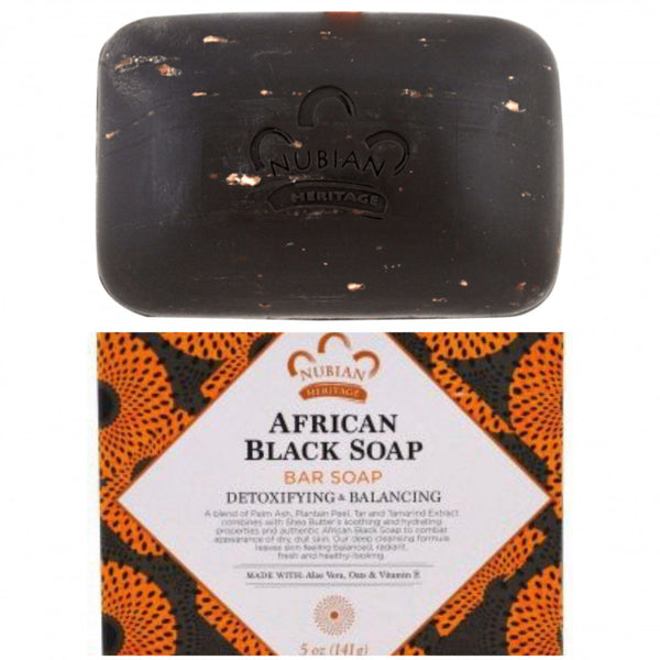 African Black Soap - 142g