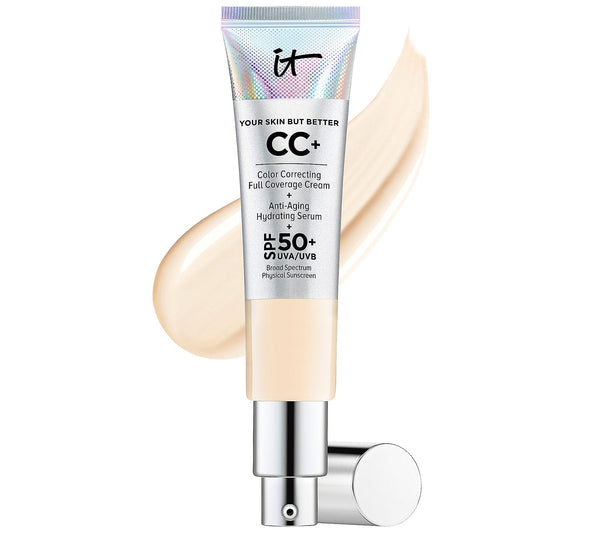 IT COSMETICS Oil Free CC+ Cream SPF 50 fair - 32 ml