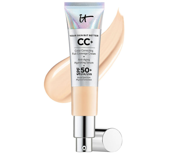 IT COSMETICS Oil Free CC+ Cream SPF 50 Light - 32 ml