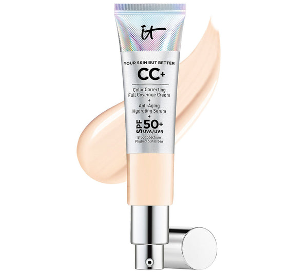 IT COSMETICS Oil Free CC+ Cream SPF 50 fair light - 32 ml