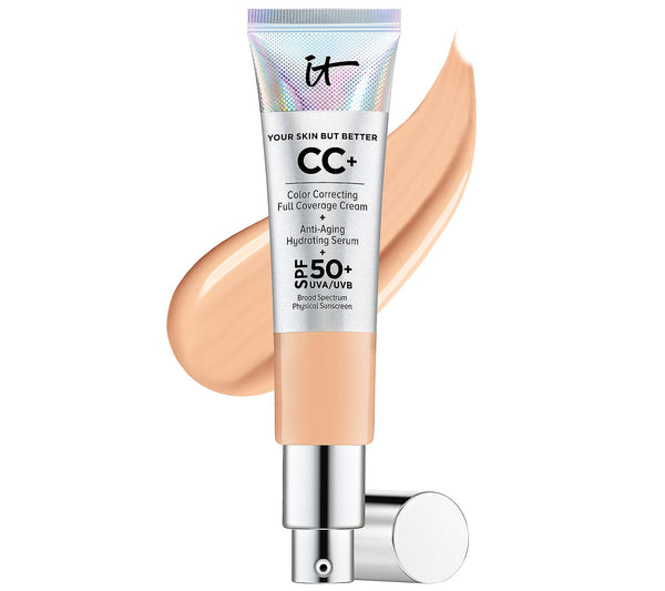 IT COSMETICS Oil Free CC+ Cream SPF 50 Neutral Medium - 32 ml
