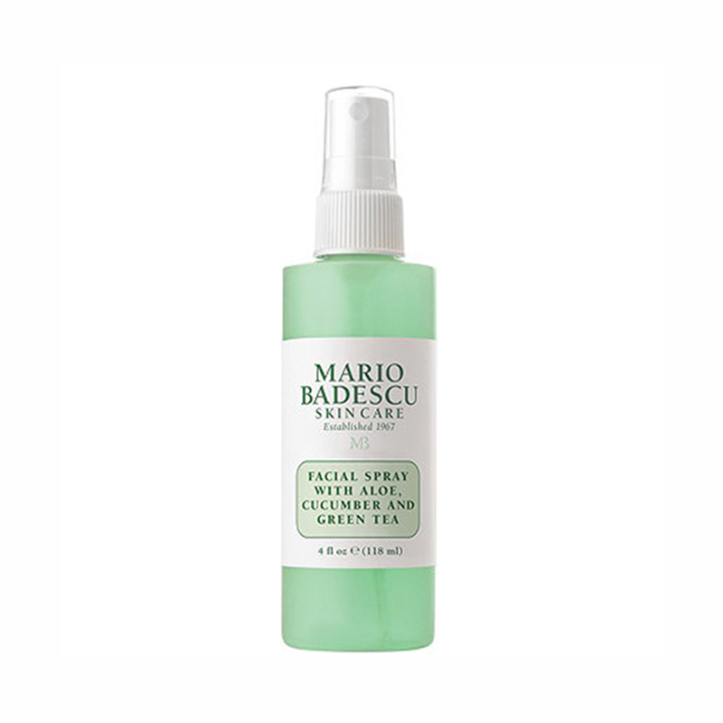 Mario Badescu Facial Spray Withaloe, Cucumber And Green Tea - 118Ml