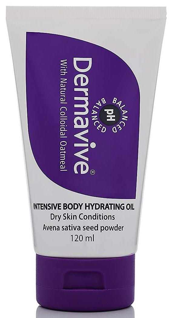 Dermavive Intensive Body Hydrating Oil - 120 mL