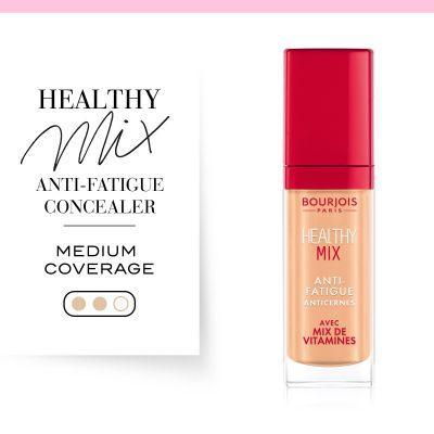 Bourjois Healthy Mix Anti Fatigue Concealer - 53 Dark