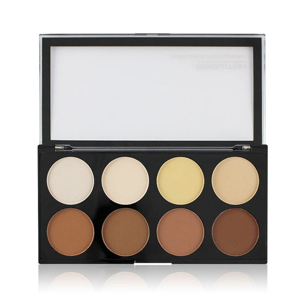 Makeup Revolution Iconic Lights & Contour Pro