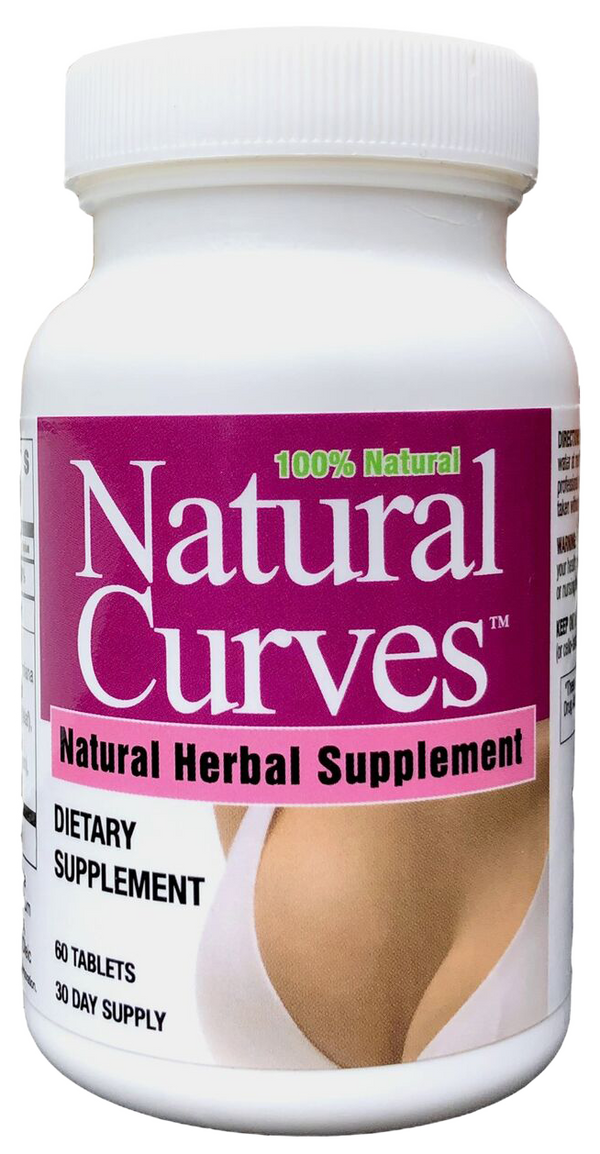 NATURAL CURVES™ NATURAL HERBAL SUPPLEMENT