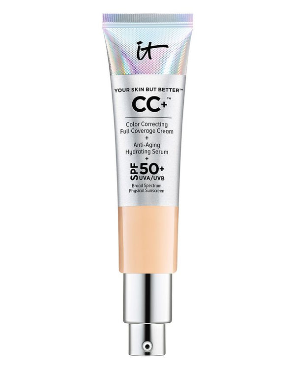 IT COSMETICS Your Skin But Better CC+ Cream with SPF 50+ Medium - 12 ml