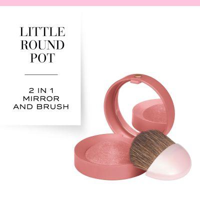 Little Round Pot Blusher - 74 Rose Ambre