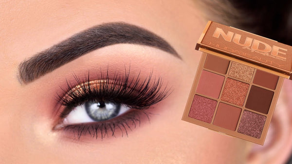 HUDA BEAUTY Nude Obsessions Eyeshadow Palette - Medium