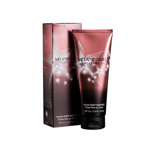 Melanie Mills Hollywood Body Radiance- Peach Deluxe - 100 ml