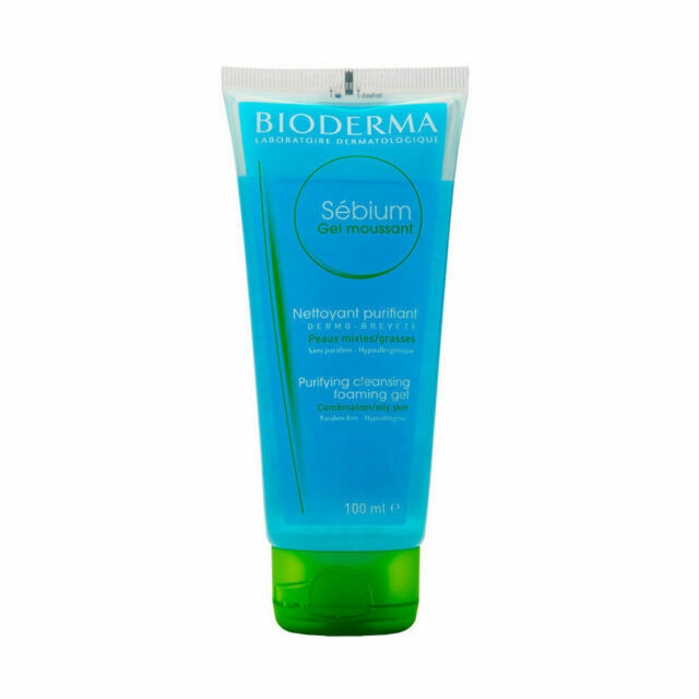 BIODERMA SEBIUM PURIFYING CLEANSING FOAMING GEL 100ML