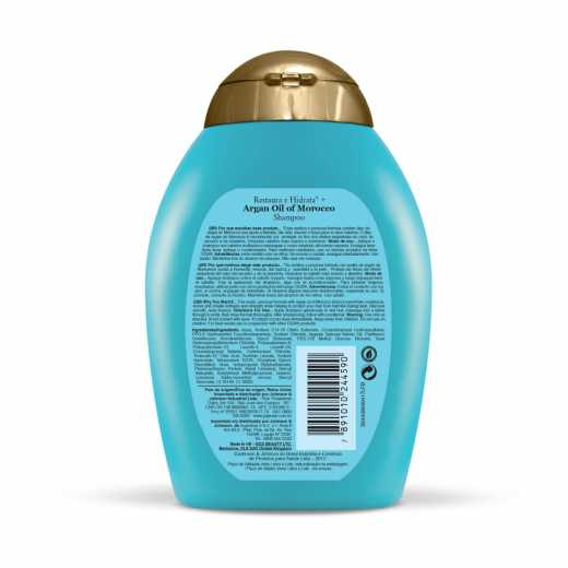 OGX Argan Oil Extra Strength Shampoo 385 ml