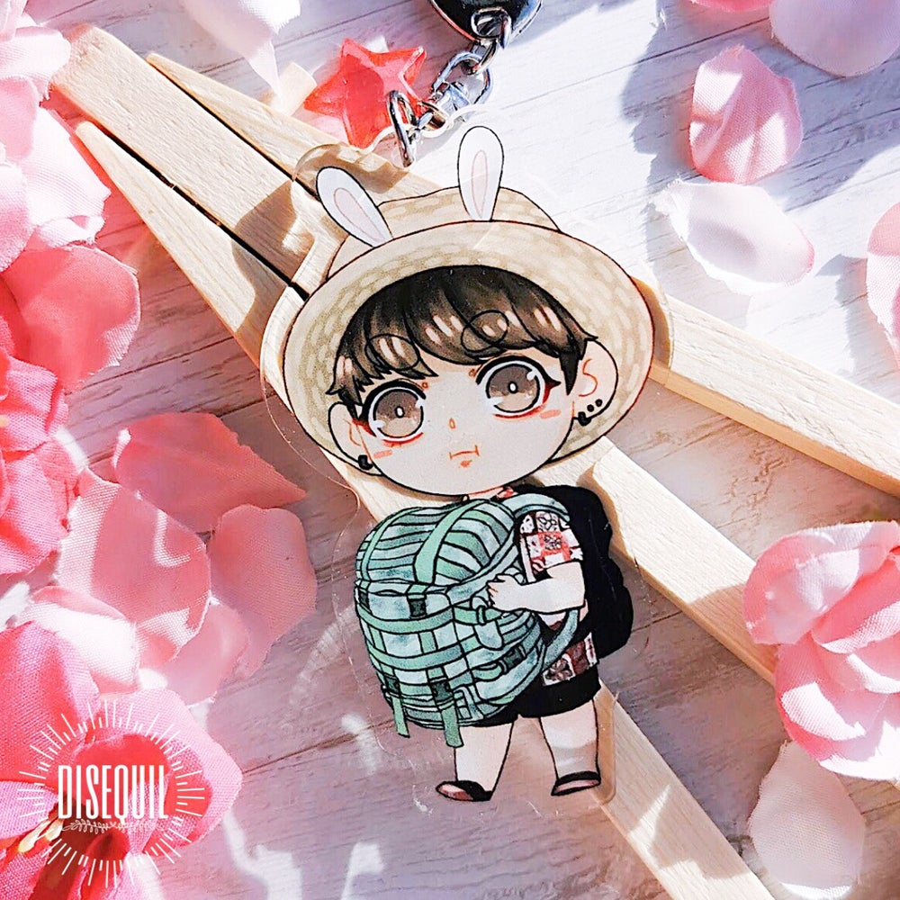 Hawaii!Kook Charm