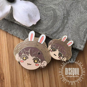 Hawaii Kook Enamel Pin [ 1 & 1.5 in ]