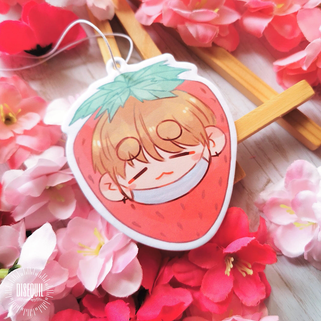 Strawberry Yoonkook Air Fresheners
