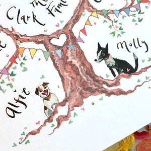 Add a pet! - The Illustrated Tree Co