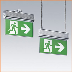 Voyager Blade LED Exit Sign