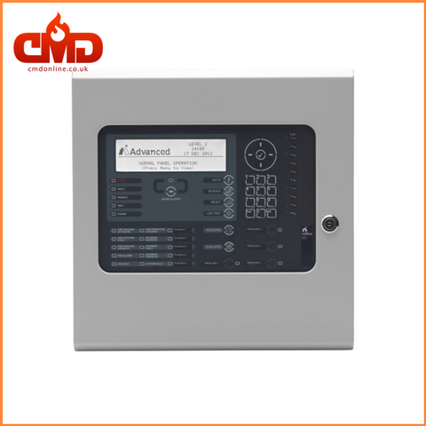 1 Loop Fire Control Panel Analogue Addressable - MxPro 5 Advanced Electronics - CMD Online