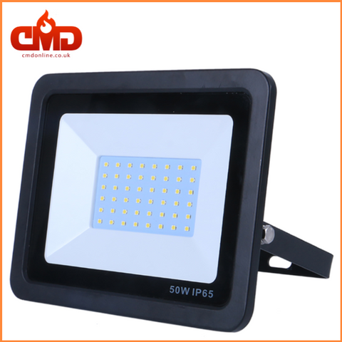LED Floodlights - AC Driverless - 10w to 300w with Optional PIR or PC - CMD Online