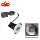 LED COB Fire Rated Downlights - 5w or 8w - Choice of Bezel - Dimmable - CMD Online
