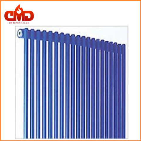 BRANDONI Dublino Vertical Radiator - Round Elements - CMD Online
