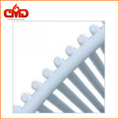 BRANDONI Parigi Vertical Radiator - Round Elements - CMD Online