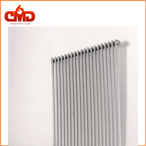 BRANDONI Pongo Vertical Radiator - Round Elements - CMD Online