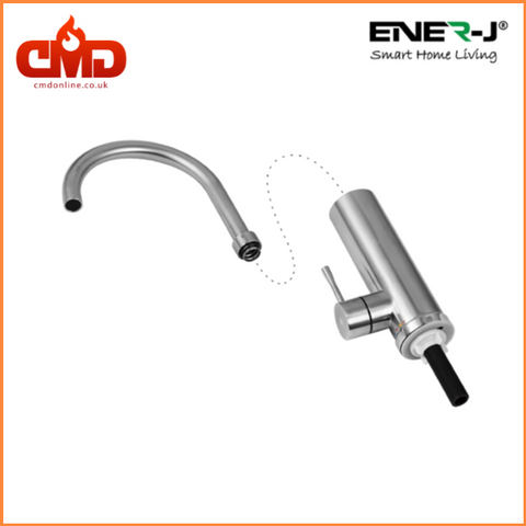 Instant Hot Water Tap - BW1005 - Electric Tap with Digital Display of Water Temperature - CMD Online