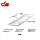 ECOSUN C - Radiant Ceiling Cassette - Commercial Radiant Heating Panels - CMD Online