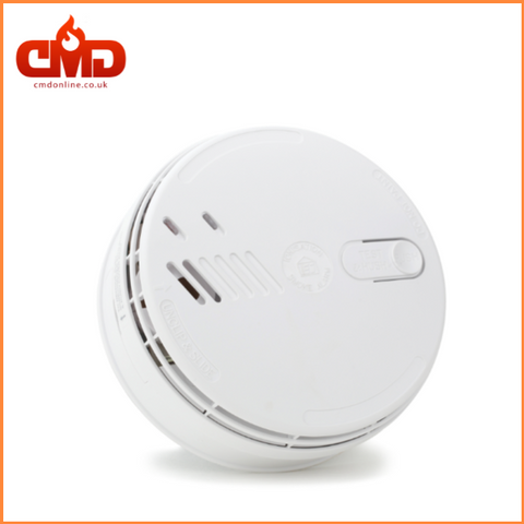 Ei181 Ionisation Smoke Alarm - 12-24vDC with 9v Battery Backup Battery - CMD Online