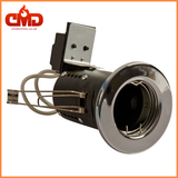 GU10 Fire Rated Downlights - Pressed Steel - Fixed - CMD Online