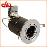GU10 Fire Rated Downlights - Die Cast - Tilt - CMD Online