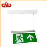LED Ceiling Mounted Suspended Emergency Exit Sign - IP20 - 3w - CMD Online